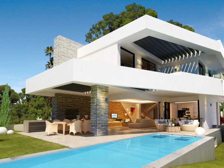 English new marbella home design nvoga marbella realty - Ambience home design marbella ...