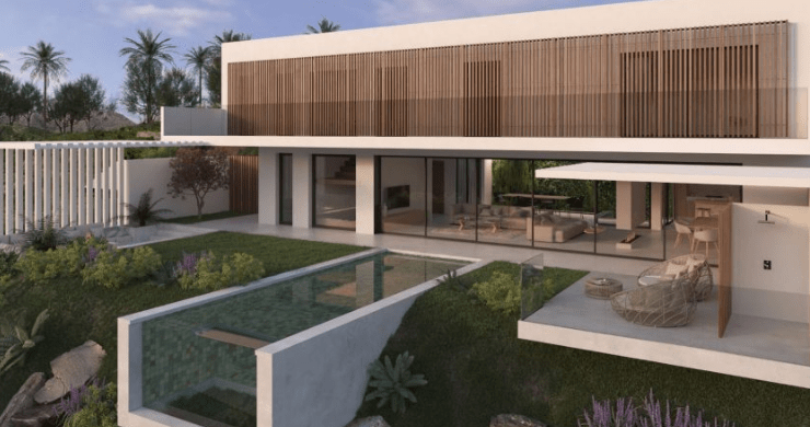 Quercus, modern Marbella homes with added value