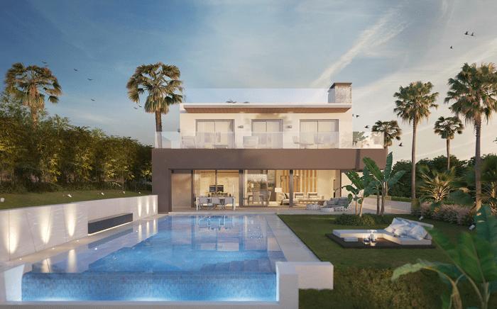 Nvoga presents new luxurious villa for sale in La Cerquilla