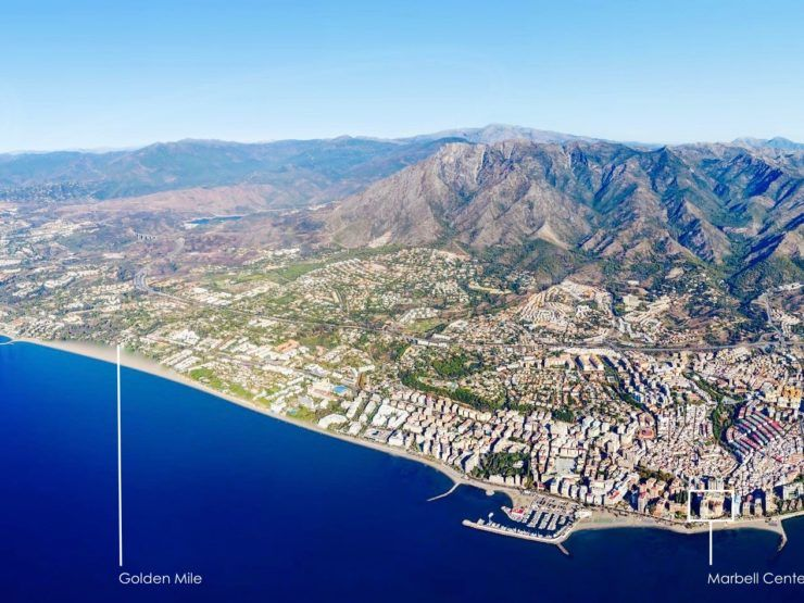 Exciting new commercial complex to open in Marbella centre