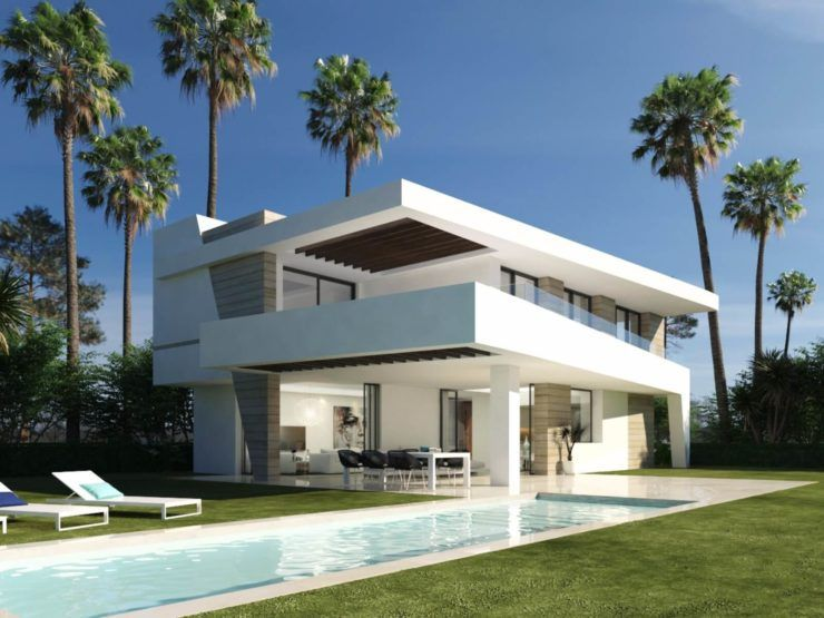 Oasis 17 – luxury villas for sale in Estepona