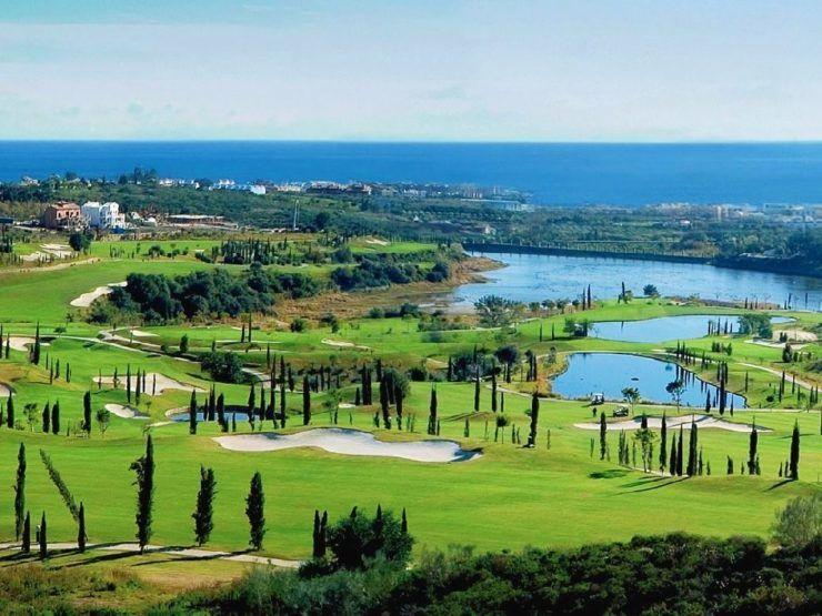 Marbella, a golfer's paradise