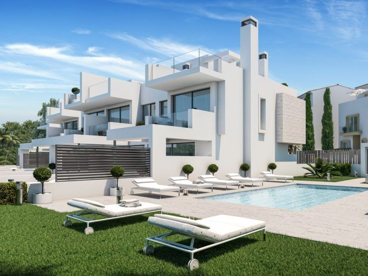 Boutique project by the beach! West Beach in Estepona offers exceptional lifestyle