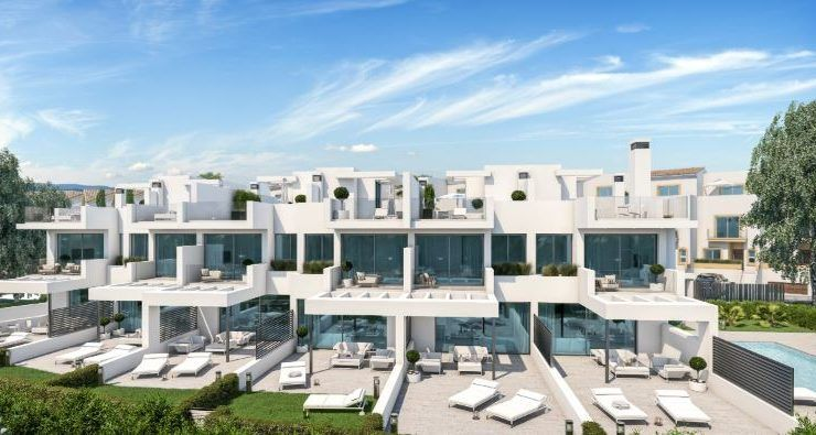 Boutique development at West Beach Estepona