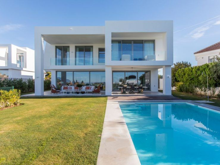 TIME TO MOVE IN! Icon Signature Villa 20 at Santa Clara Golf, East Marbella