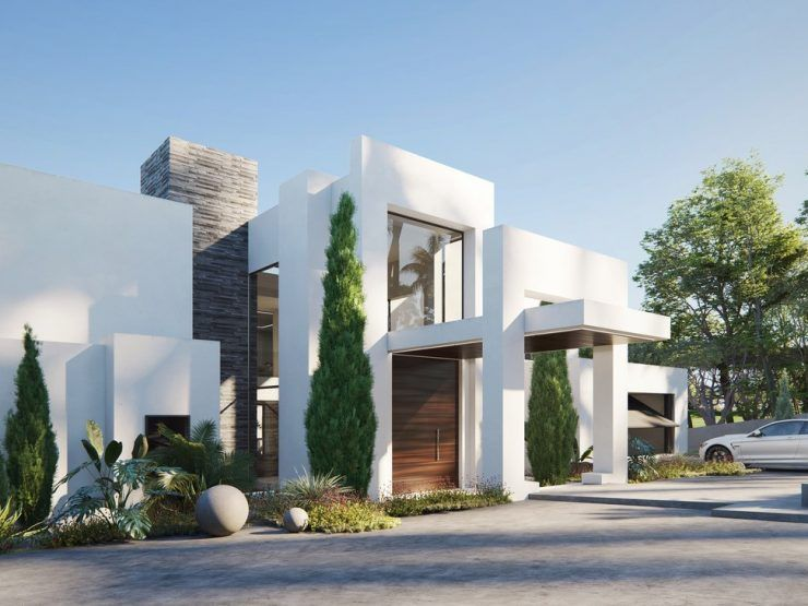 Contemporary and exclusive living in Los Flamingos