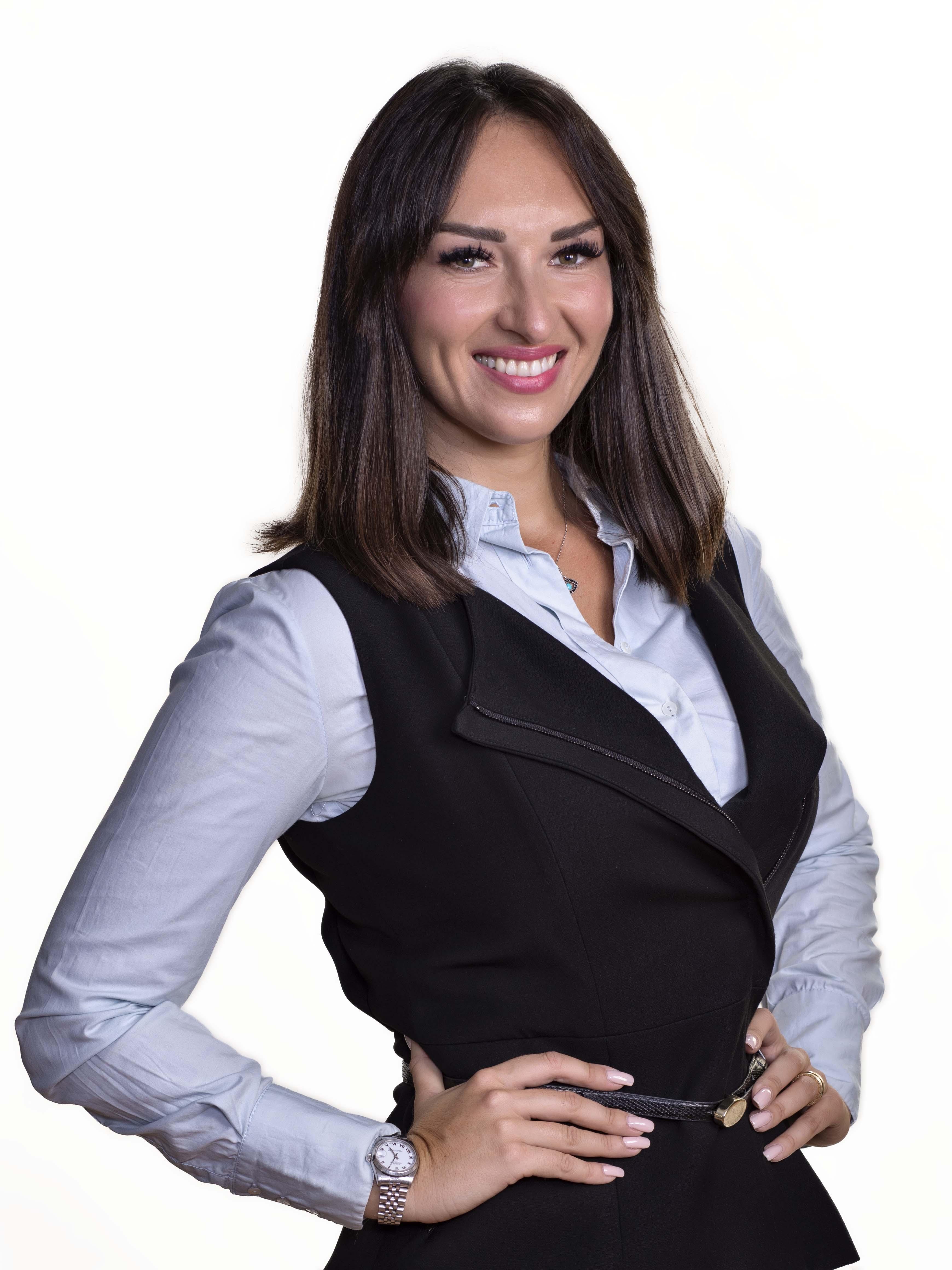 Daría Omaticaya Agent Photo NVoga