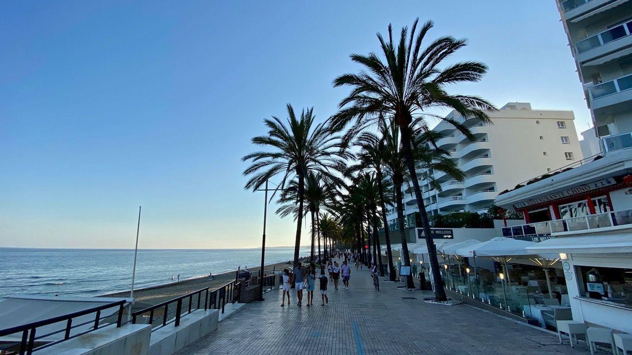 Vivir en el centro de Marbella