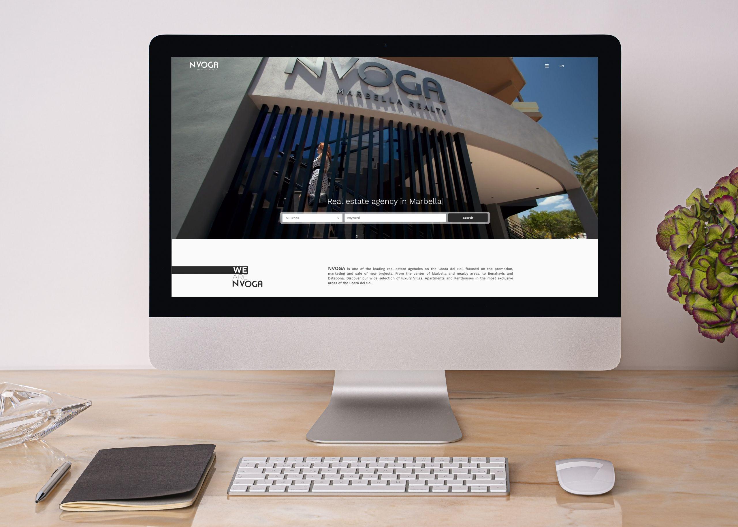 Nvoga's new web, new office, new image!