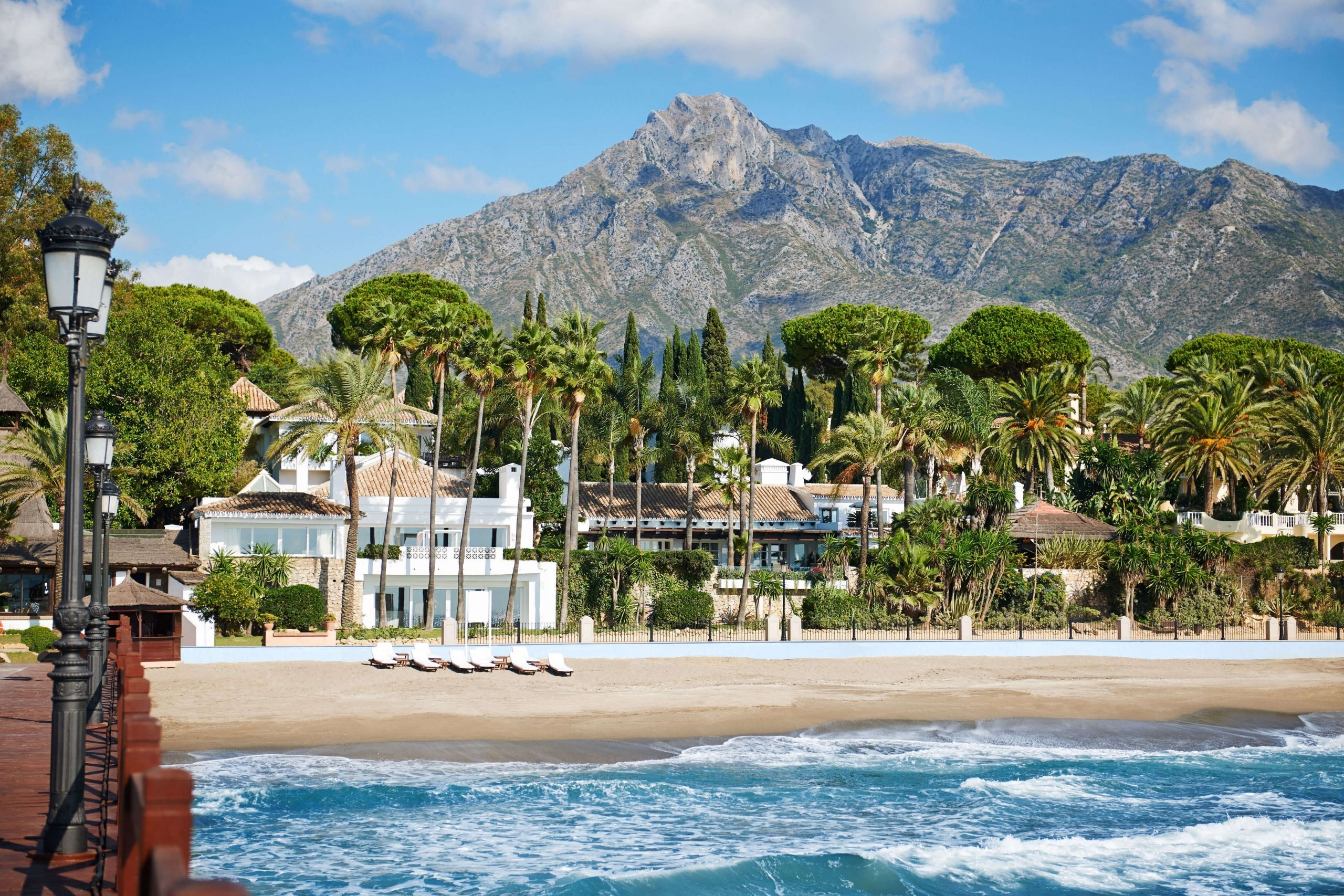 The Golden Mile – Marbella's ultimate luxury address
