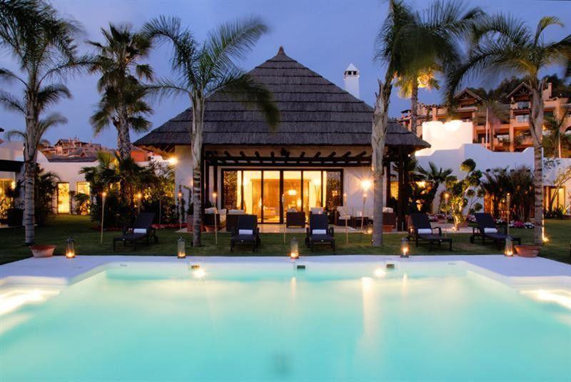 El Campanario Club Golf piscina exterior